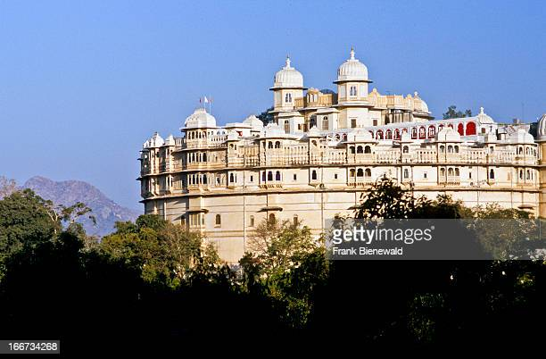 CityPalace of Udaipur still home of the Maharaja family