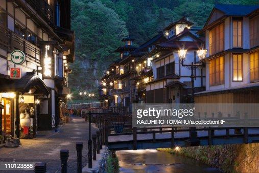Cityscape Architecture Japanese Culture Bridge