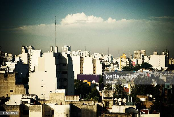 Paisaje urbano Buenos Aires
