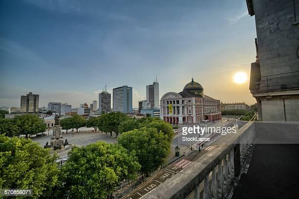 Cityscape Manaus