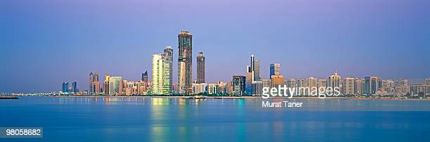 Cityscape of a city