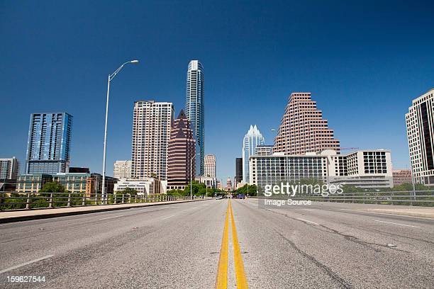Cityscape of Austin, Texas, USA