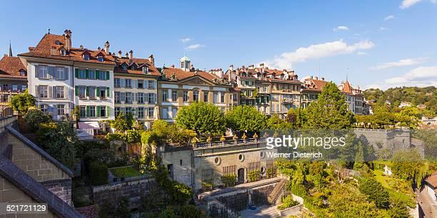 Cityscape of Bern, Switzerland