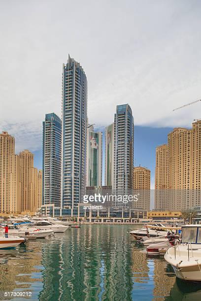 Paesaggio urbano di Dubai