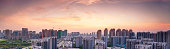 Cityscape of Hefei, Anhui Province