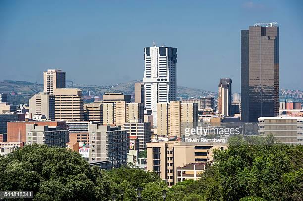 Cityscape of Pretoria