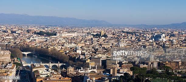 Paesaggio urbano di Roma