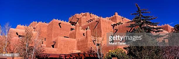Cityscape of Santa Fe