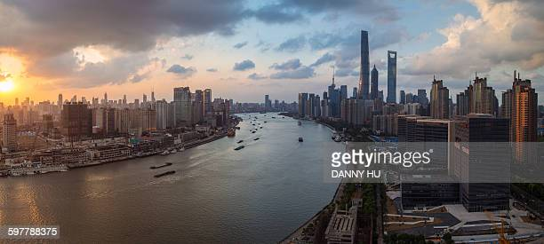 Cityscape of Shanghai