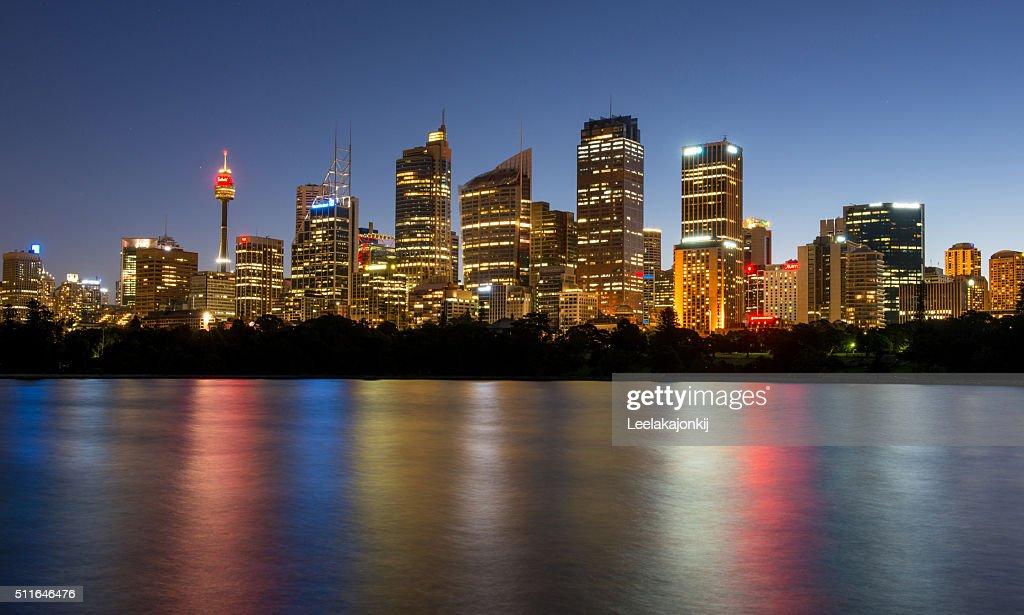 Cityscape of Sydney