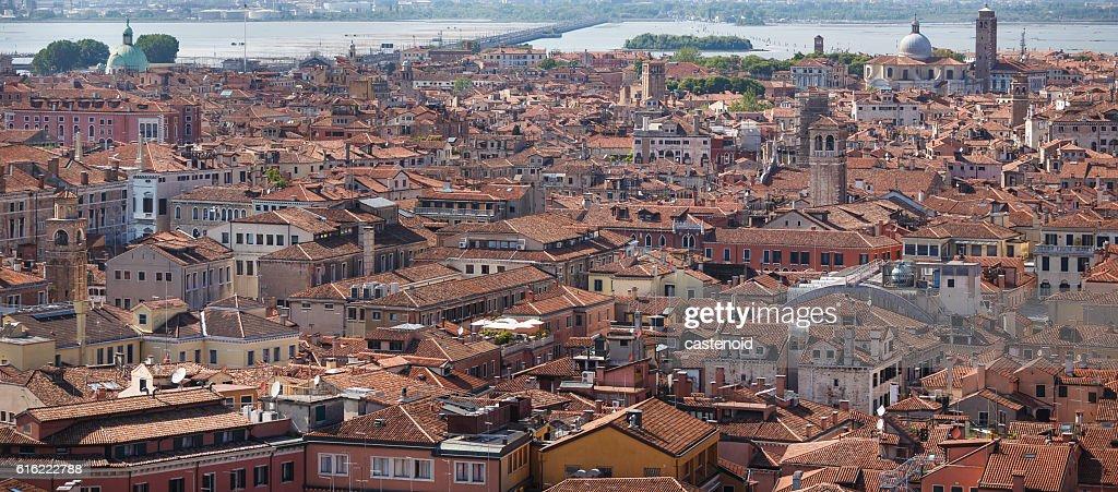 Cityscape of Venice : Stock Photo