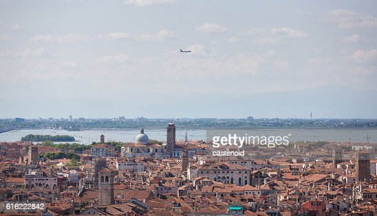 Cityscape of Venice : Stock Photo
