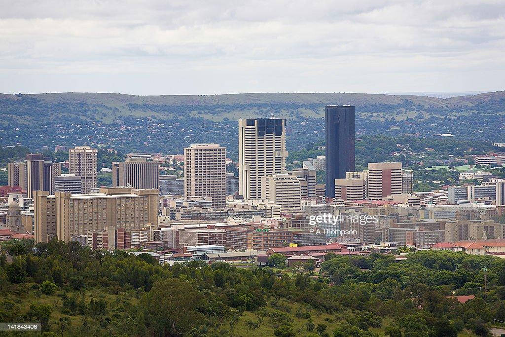 Cityscape, Pretoria, Gauteng, South Africa