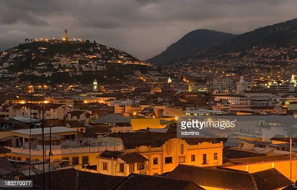 Cityscape Quito