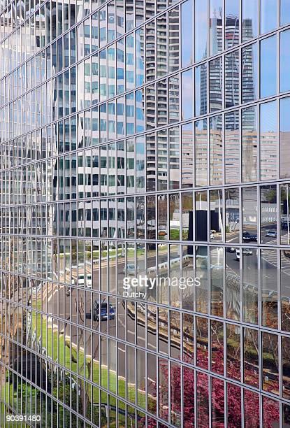 Reflet de la ville