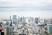 Cityscape - Shinjuku, Tokyo, Japan
