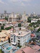 Cityscapes of Lagos, Nigeria