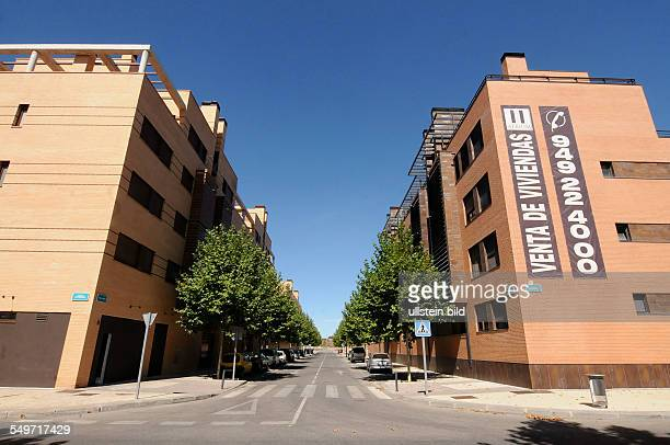 Ciudad Valdeluz Guadalajara Spain Spain led the recent property boom in Europe with prices increasing annually at an average of 13% from 2001 to 2007...