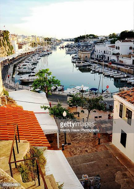 Ciutadella harbour, Menorca, Spain
