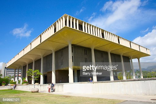 State Id Building Honolulu