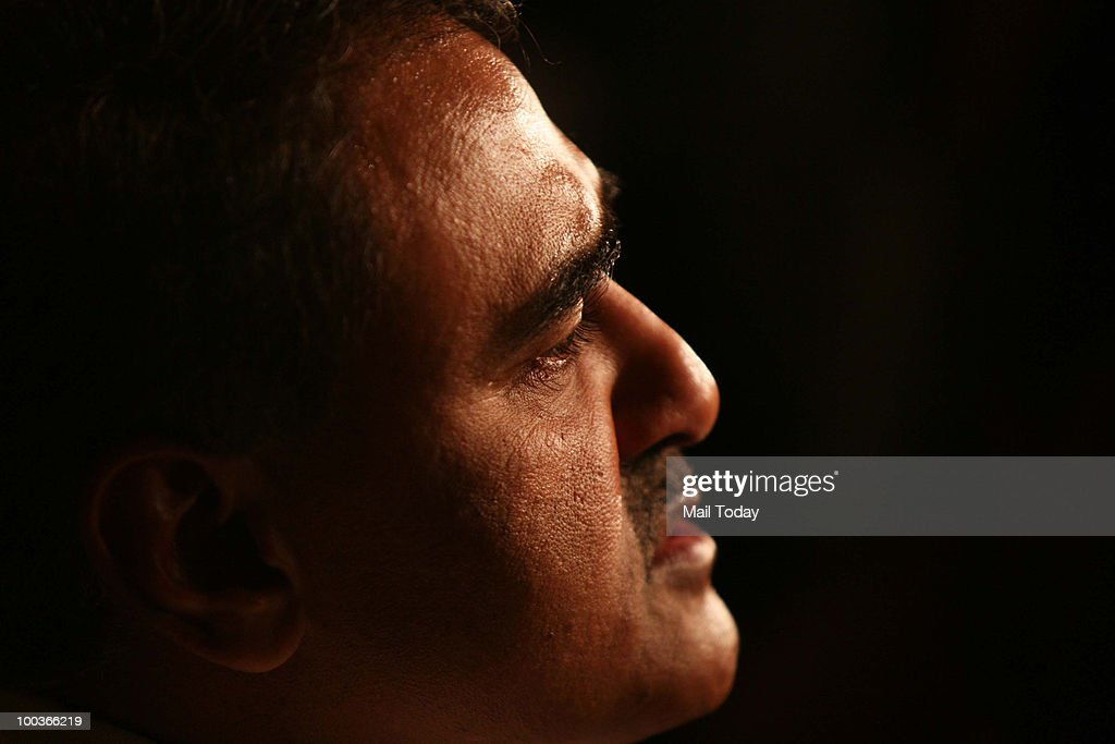 Praful Patel Addresses The Media