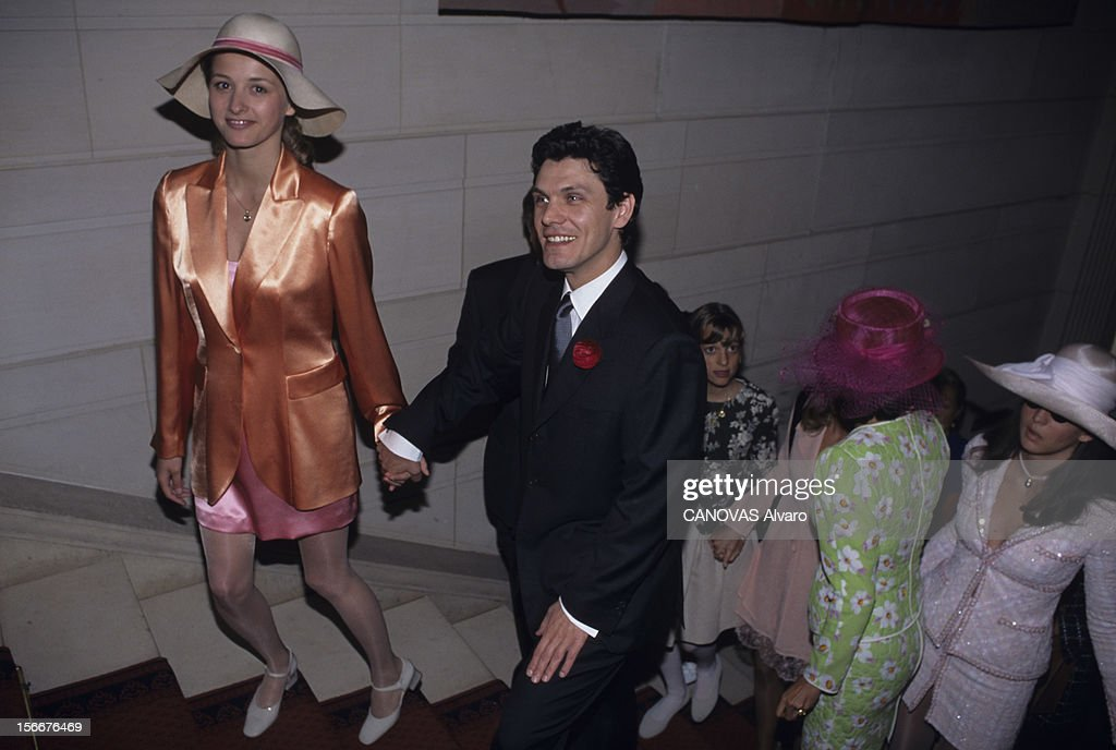 Marc lavoine getty images - Sarah lavoine poniatowski ...