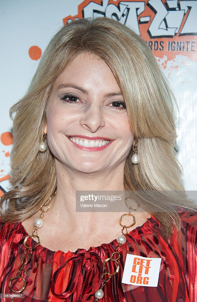 Civil rights attorney Lisa Bloom attends Get Lit Presents The 2nd Annual Classic Slam at Orpheum Theatre on April 27, 2013 in Los Angeles, California.
