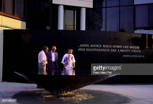 Civil Rights Memorial, Montgomery