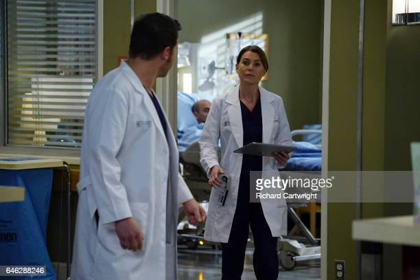 S ANATOMY 'Civil War' Richard Jackson April and Catherine tackle a grueling trauma case intensified by hospital politics Amelia finally faces her...