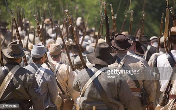 南北戦争兵士