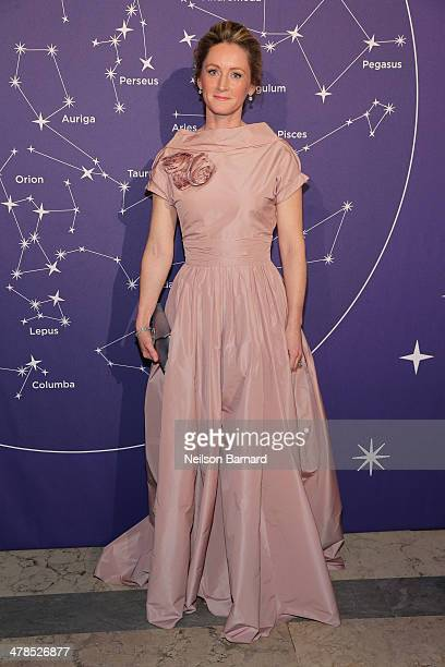 Clair McKeon attends the Young Fellows Celestial Ball presented by PAULE KA at The Frick Collection on March 13 2014 in New York City