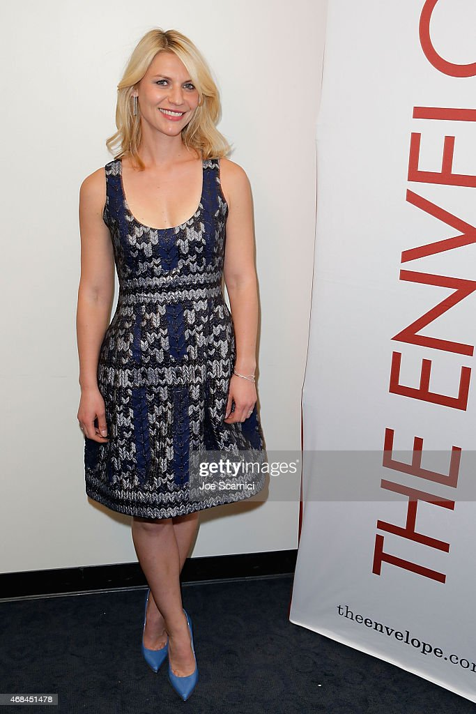 Claire Danes attends The Los Angeles Times' The Envelope Screening Series Of Showtime's 'Homeland' Special Screening and QA at ArcLight Sherman Oaks...