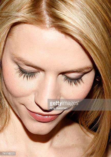 Claire Danes attends the Pratt Fashion Icon Award presentation and student fashion show at Gotham Hall on May 9 2007 in New York City