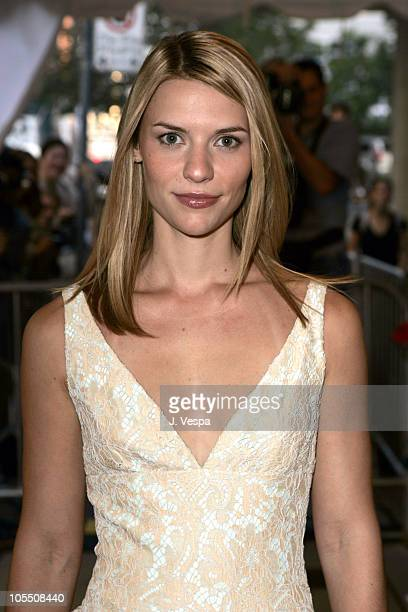 Claire Danes during 2004 Toronto International Film Festival 'Stage Beauty' Premiere at Roy Thompson in Toronto Ontario Canada