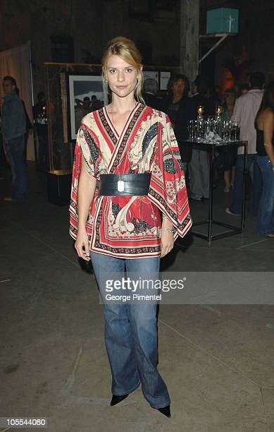 Claire Danes during 2005 Toronto Film Festival 'One x One' Dinner in Toronto Canada