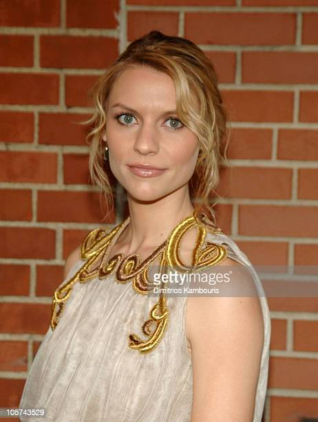 Claire Danes during 21st Annual Infinity Awards at Skylight in New York City New York United States