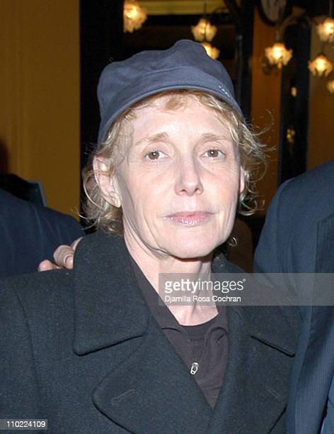 Claire Denis during Rendezvous with French Cinema 2005 Press Luncheon in New York City at La Cote Basque in New York City New York United States