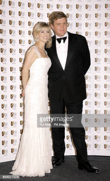Claire Goose and Ray Mears at the British Academy Television Awards held at the London Palladium central London PRESS ASSOCIATION Photo Picture date...