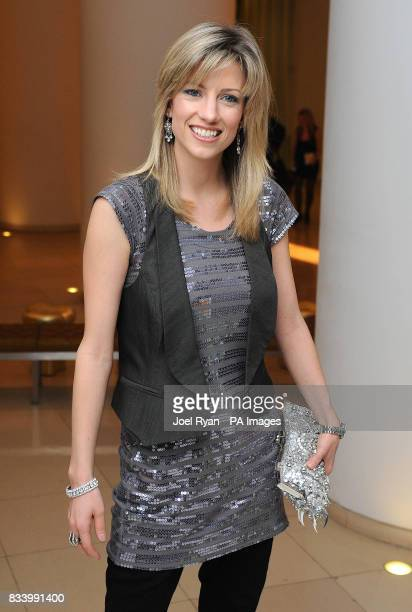 Claire Goose arrives for a VIP performance of Night of The Snow Queen to launch the English National Ballet's Christmas Season at the Coliseum in...