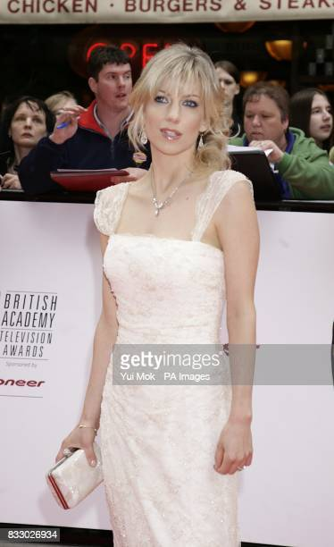 Claire Goose arrives for the British Academy Television Awards held at the London Palladium central London PRESS ASSOCIATION Photo Picture date...