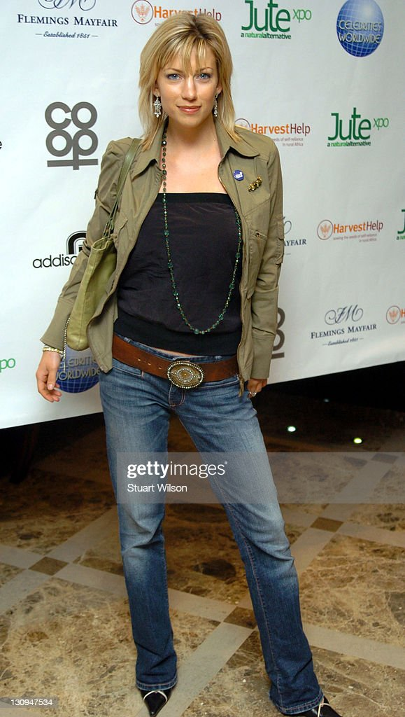 how tall is claire goose