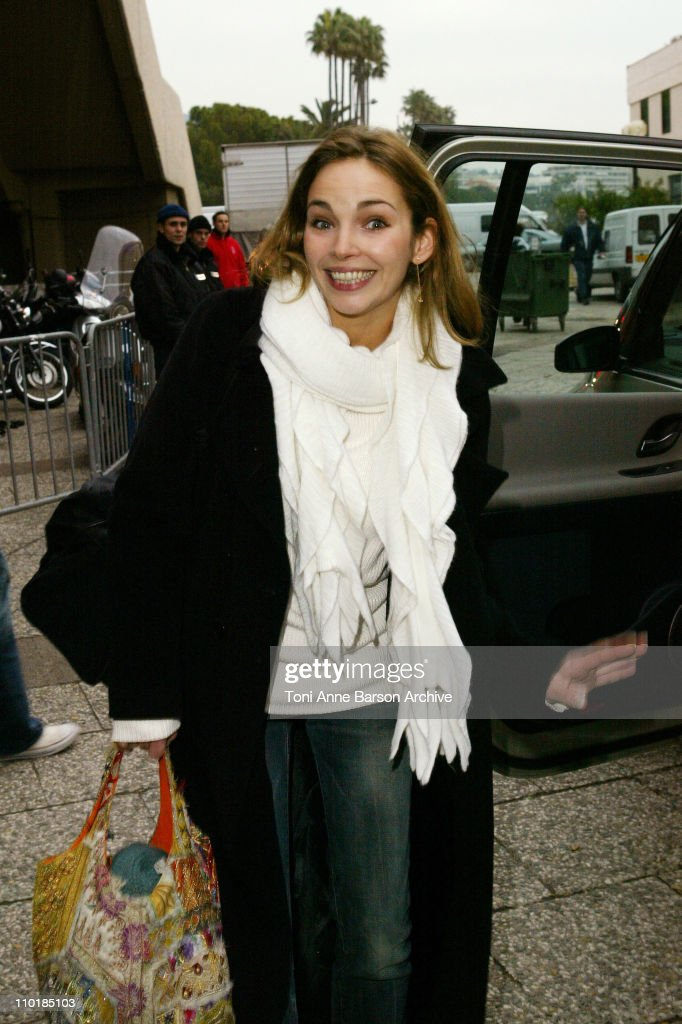 <a gi-track='captionPersonalityLinkClicked' href=/galleries/search?phrase=Claire+Keim&family=editorial&specificpeople=867122 ng-click='$event.stopPropagation()'>Claire Keim</a> during 2004 NRJ Music Awards - Rehearsal Arrivals at Palais des Festivals in Cannes, France.