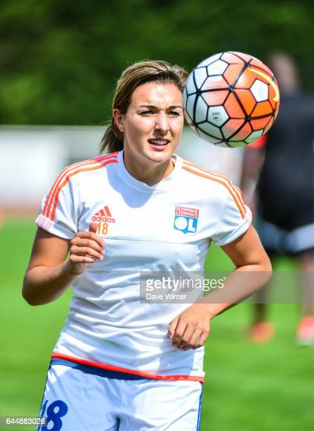 Claire LAVOGEZ VGA Saint Maur / Lyon 1eme journee de 1er Division feminine Photo Dave Winter / Icon Sport