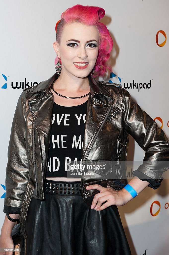 Claire Max attends the Wikipad & OnLive E3 Party at the Elevate Lounge on June 11, 2014 in Los Angeles, California.