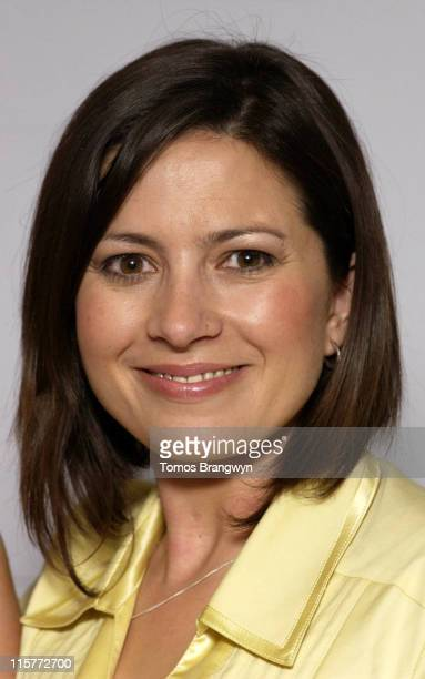 Claire Nasir during Cystic Fibrosis Trust Breathing Life Awards Press Room at Royal Lancaster Hotel in London Great Britain