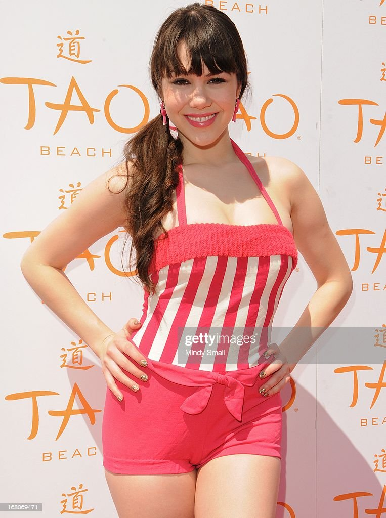 Claire Sinclair attends the grand opening season of Tao Beach at the Venetian Hotel and Casino on May 4, 2013 in Las Vegas, Nevada.
