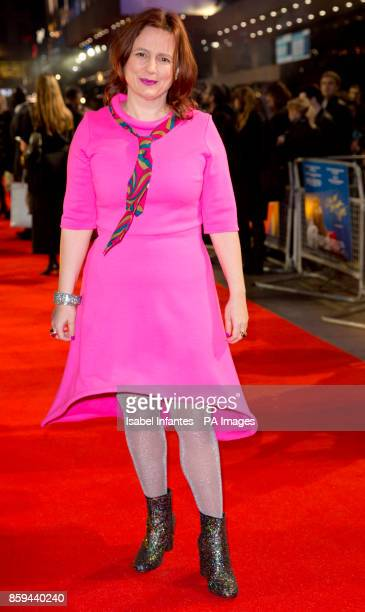 Executive producer Margarethe Baillou attends the premiere of Call Me By My Name as part of the BFI London Film Festival at Odeon Leicester Square...