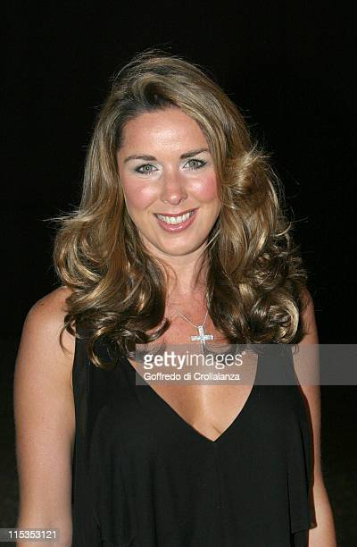 Claire Sweeney during The National Lottery Helping Hands Awards Arrivals at Tate Modern in London Great Britain Great Britain