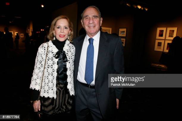 Claire Yaffa and Dick Yaffa attend Gala preview of the AIPAD PHOTOGRAPHY SHOW at THE PARK AVENUE ARMORY at Park Avenue Armory on March 17 2010 in New...