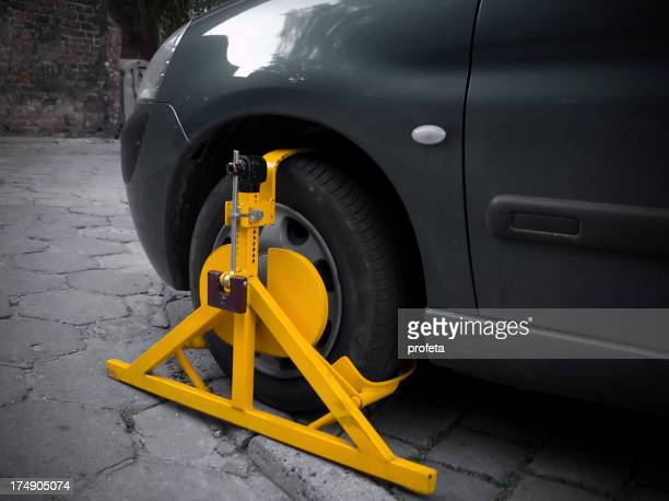 Clamped!